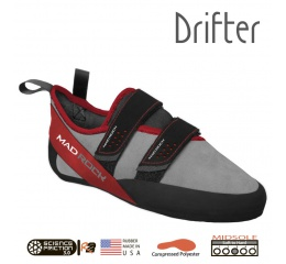 Скальники Mad Rock DRIFTER Red